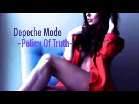 DEPECHE MODE-POLICY OF TRUTH (2018) REMIX