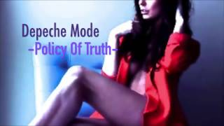 DEPECHE MODE-POLICY OF TRUTH (2015) REMIX
