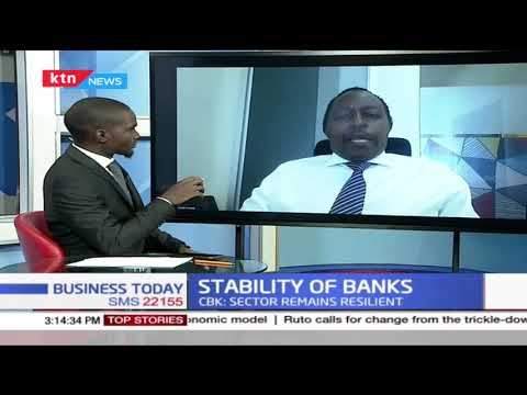 Stability of banks  Lending to SMEs still under tapped