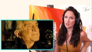 Vocal Coach Reacts - Johnny Cash- Hurt