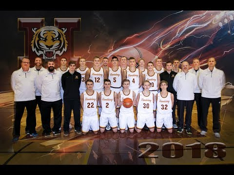 Boys Basketball vs Sioux Falls Washington 2018