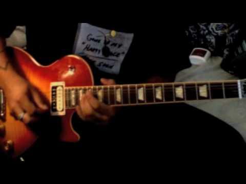 Slash's Snakepit - Ain't Life Grand (guitar cover FULL song)