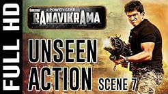 Rana Vikrama CLIMAX Scene   Ending Action Scene 7   Puneet Rajkumar