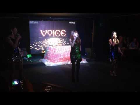 ANASTASIA E - It's Raining men - Song contest - Final competition - Voice Karaoke-club