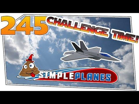 Simple Planes #245.1 - Challenge Time! Beastlander! | Let's Play Simple Planes german deutsch HD