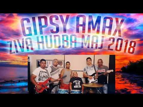 Gipsy Amax Ziva Hudba 2018 CELY ALBUM