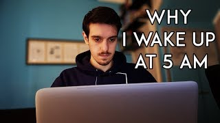 A Day in the Life of a Software Engineer - Why I wake up at 5 am