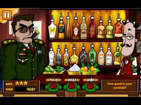 Barkeeper Game