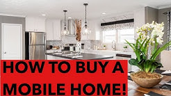 How to Buy a Mobile Home 2019