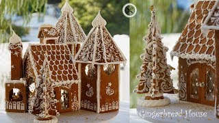 Gingerbread House – Bruno Albouze – THE REAL DEAL