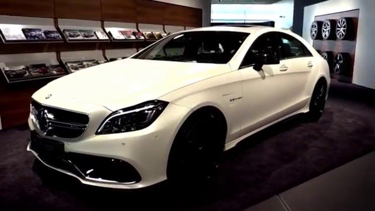 2016 Mercedes Benz Distronic Plus Cls 63 Amg
