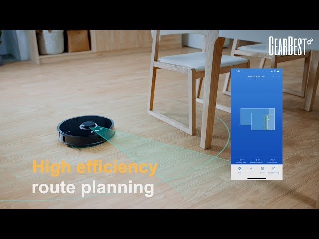 roborock S55 Smart Vacuum Cleaner from Xiaomi youpin