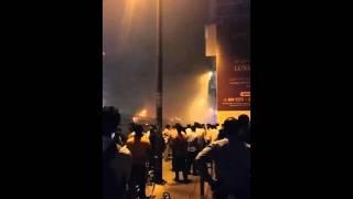 Пожар в Дубаи.(Видео с место пожара., 2015-12-22T00:33:50.000Z)