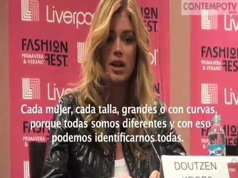 FASHION FEST CON TOP MODELS DOUTZEN KROES / PRIMAVERA VERANO 2010