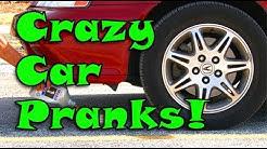 Crazy Car Pranks!