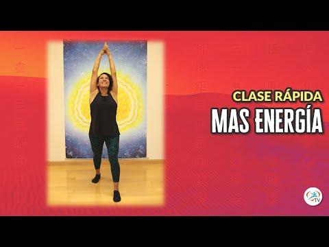 Mas Energia - Yoga En Español Con Dariana   Body & Brain Yoga Quick Class