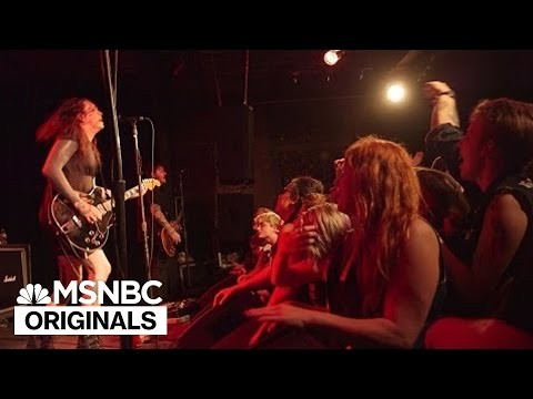 'This Is Unacceptable': Against Me! Singer Laura Jane Grace Sends Message To Pat McCrory   MSNBC