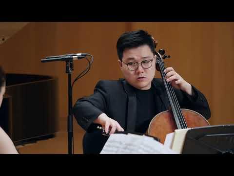 Artsylvia Chamber Music Series 2018_Haydn, Piano Trio No.44 In E Major, Op.86/2_2nd Mov. (LUX Trio)