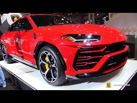 2019 Lamborghini Urus - Exterior Walkaround - 2019 NY Auto Show