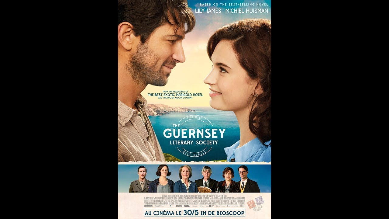 Download The Guernsey Literary Society (2018) WEB DL XviD AC3 English lenguage Sub french NL
