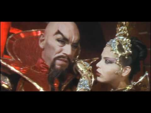 Flash Gordon is listed (or ranked) 9 on the list The Best Space Movies of the 1980s