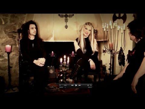 Mandragora Scream - Luciferland (Video Interview Part 2)