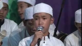 TIO Rindu Rasul SAW AL MUNSYIDIN NEW GENERATION