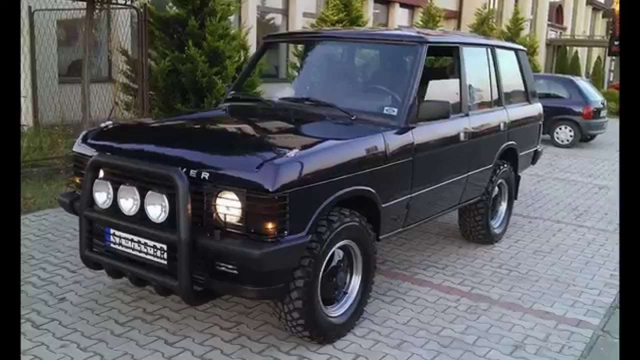 range rover classic restoration and rebuild by land rover serbia. Black Bedroom Furniture Sets. Home Design Ideas