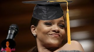 Rihanna Is Being Awarded An Honorary Doctorate Degree! [Details]