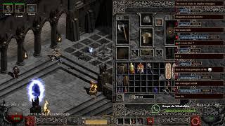 Novo Personagem Diablo 2 Evolution
