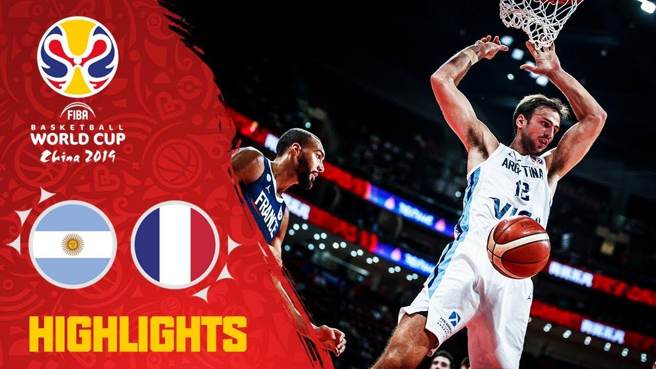 Argentina v France - Highlights - Semi-Final