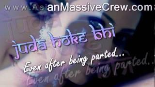 ★ ♥ ★ Juda Hoke Bhi lyrics + Translation [2005] ★ www.Asian-Massive-Crew.com ★ ♥ ★