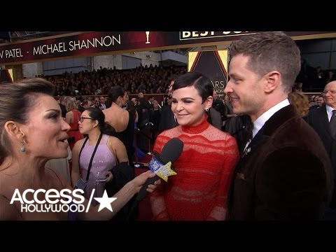 Ginnifer Goodwin & Josh Dallas: Was It Love At First Sight?  Access Hollywood