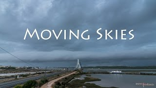 Moving Skies - 4K Timelapse Video