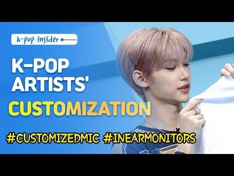 Pops in Seoul Felix&39;s Customized T-shirt ? K-pop Idols&39; Customization