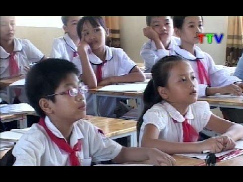 Quảng Xương sáp nhập trường Trung học cơ sở Thị Trấn và trường Trung học cơ sở Quảng Tân