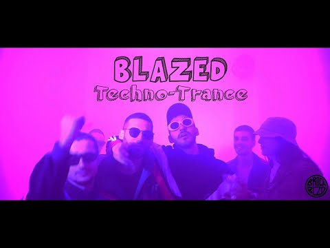 Blazed - Techno ή Trance (prod. By Simfo) (Official Music Video)