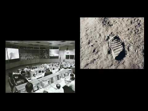 Apollo 16 Interview with Astronaut Charles Duke  Part 1
