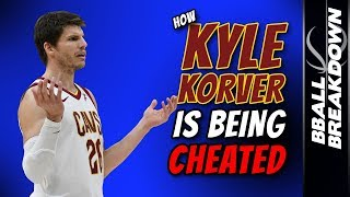 Kyle Korver Is Being CHEATED