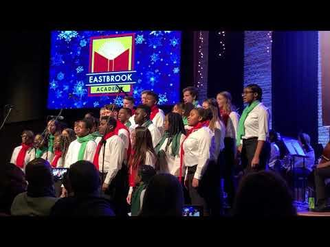 Eastbrook Academy Choir O Come All Ye Faithful