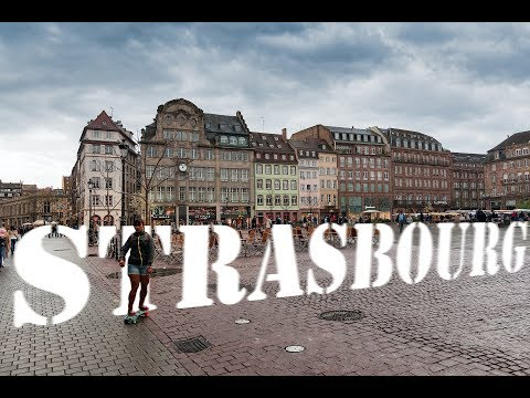 Plus belle Ville d'Europe ? Strasbourg, la Capitale européenne