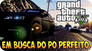 Em busca do pó perfeito - Heist GTA V PC (Feat. Jabuti, Pedro & Toddy)