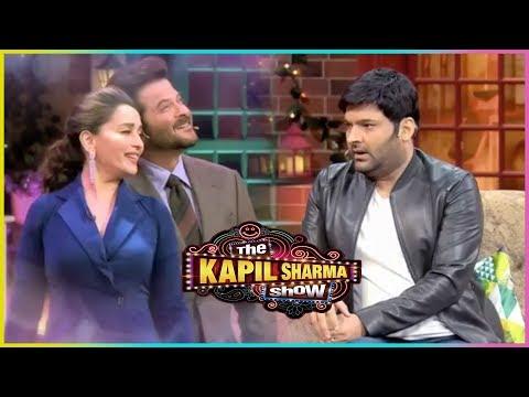 The Kapil Sharma Show : Anil Kapoor And Madhrui Dixit Dhak Dhak Moment