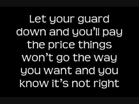 Brick Wall Lyrics B.Y.E.
