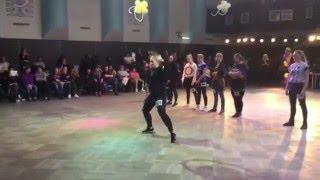 Елена Рубан | dancehall | DL FEST 2016