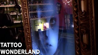 Tattoo Wonderland - October 2017 - Friday the 13th