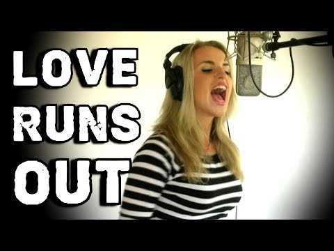 Gabriela Gunčíková - OneRepublic - Love Runs Out (cover )