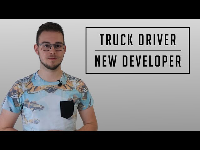 New Developer | Truck Driver Update #1