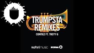 Contiez feat. Treyy G - Trumpsta (Djuro Remix) (Cover Art)