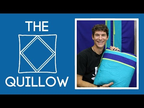 Quillow Pattern From Man Sewing Rob Appell Missouri Star Quilt Co